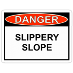 slippery slope 150x150 The Wages of Sexual Addiction Politics